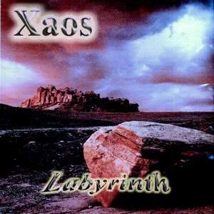 Xaos - Labyrinth cover art