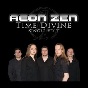Aeon Zen - Time Divine cover art