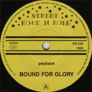 Bound for Glory - Payback cover art