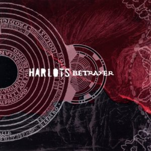 Harlots - Betrayer cover art