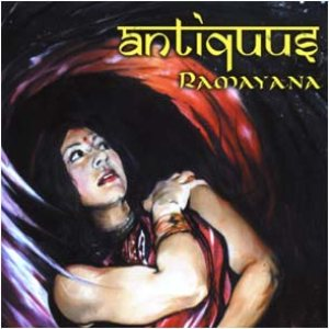 Antiquus - Ramayana cover art