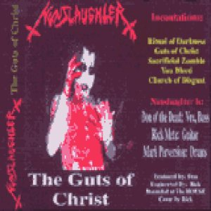 Nunslaughter - The Guts of Christ cover art