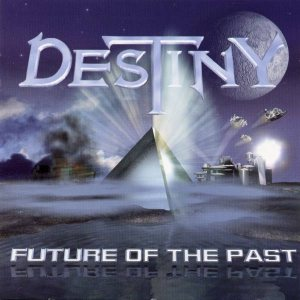Destiny - Future of the Past cover art