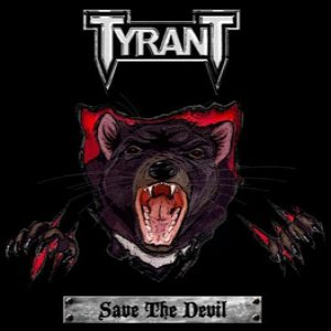 Tyrant - Save the Devil cover art