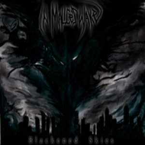 In Malice's Wake - Blackened Skies cover art