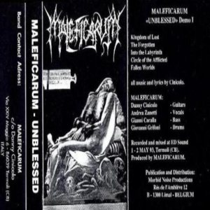 Maleficarum - Unblessed
