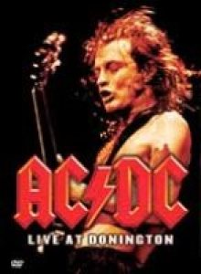 AC/DC - Live At Donington cover art