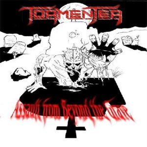 Tormenter - Assault from Beyond the Grave cover art