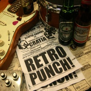 Cratia - Retro Punch! cover art