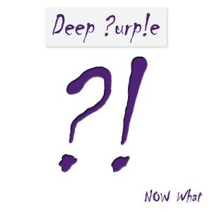 Deep Purple - Now What?! cover art