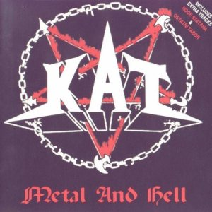 Kat - Metal and Hell cover art