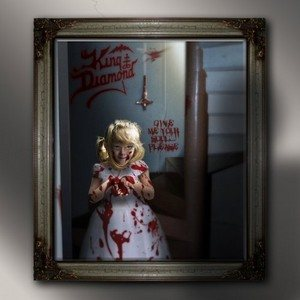 King Diamond - Give Me Your Soul... Please cover art