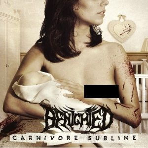 Benighted - Carnivore Sublime cover art