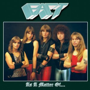 Fact - As a Matter of Fact cover art