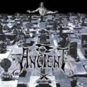 Ancient - God Loves the Dead cover art