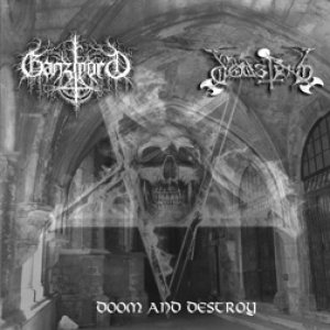 Dodsferd - Doom and Destroy cover art