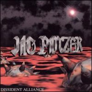 Jag Panzer - Dissident Alliance cover art