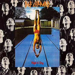 Def Leppard - High 'N' Dry cover art