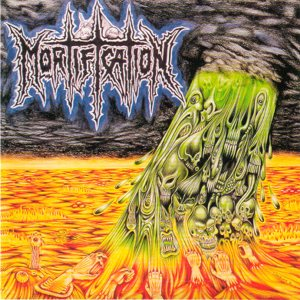 Mortification - Mortification cover art