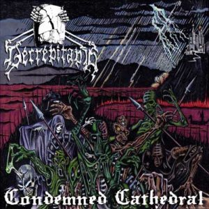 Decrepitaph - Condemned Cathedral cover art