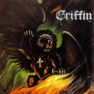 Griffin - Flight of the Griffin cover art