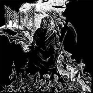 Profanator - Deathplagued cover art