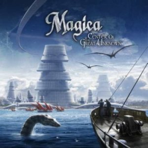 Magica - Center of the Great Unknown cover art