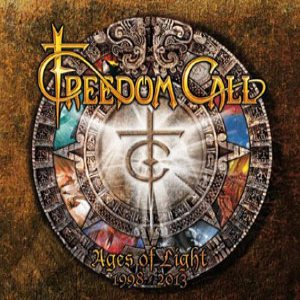 Freedom Call - Ages of Light 1998 / 2013 cover art