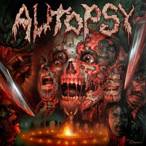 Autopsy - The Headless Ritual cover art