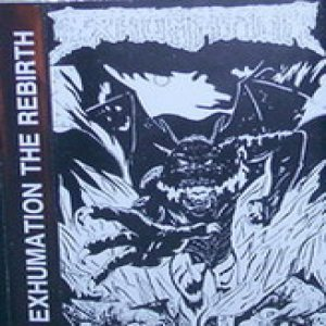 Exhumation - The Rebirth cover art