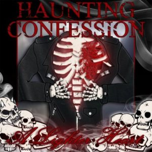 Haunting Confession - A Lighter Heart cover art