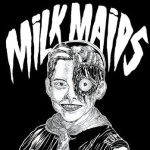 Milkmaids - Heavy Sleeper cover art