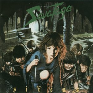Savatage - Sirens cover art