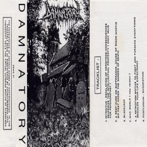 Damnatory - Demo 1991 cover art