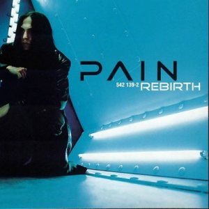 Pain - Rebirth cover art