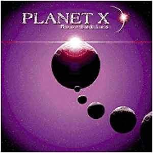 Planet X - Moonbabies cover art