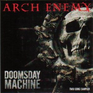 Arch Enemy - Doomsday Machine (sampler) cover art