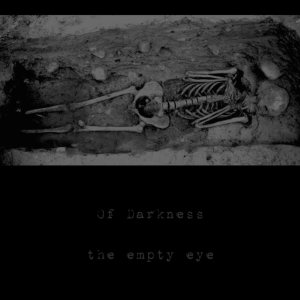 Of Darkness - The Empty Eye cover art