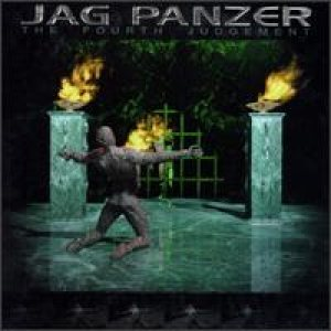 Jag Panzer - The Fourth Judgement cover art