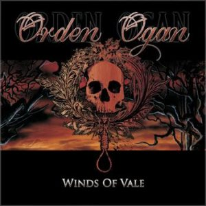 Orden Ogan - Winds of Vale cover art