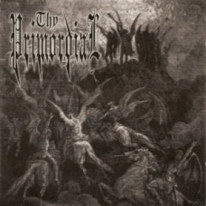 Thy Primordial - Under Iskall Trollmåne cover art