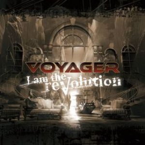 Voyager - I Am the Revolution cover art
