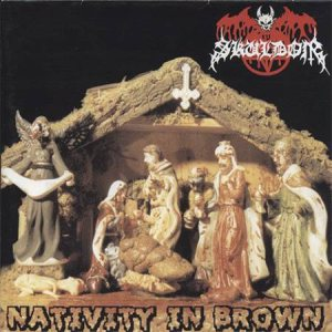 Skuldom - Nativity in Brown cover art
