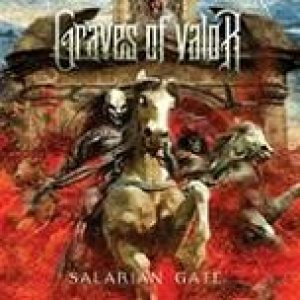 Graves of Valor - Salarian Gate cover art