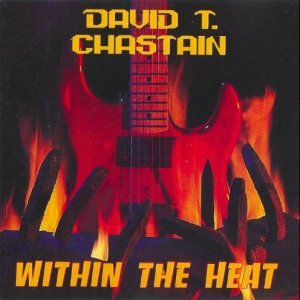 David T. Chastain - Within the Heat cover art