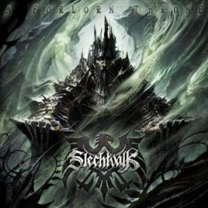 Slechtvalk - A Forlorn Throne cover art