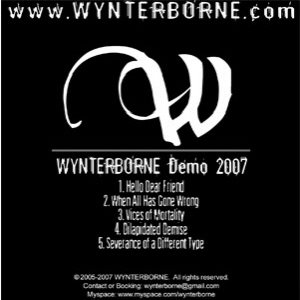Wynterborne - Wynterborne Demo 2007 cover art