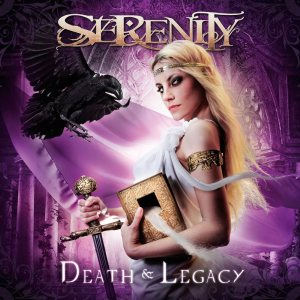 Serenity - Death & Legacy cover art