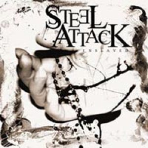 Steel Attack - Enslaved cover art