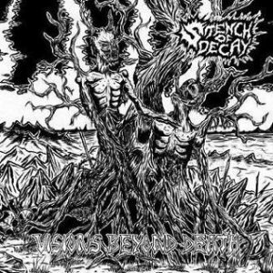 Stench of Decay - Visions Beyond Death cover art